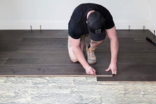 Melbourne-based Timber Flooring Services