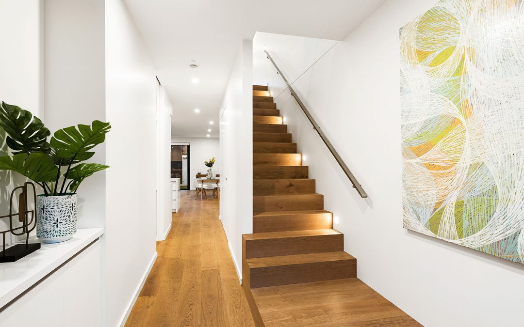 The Benefits of Choosing Timber Stairs in Melbourne