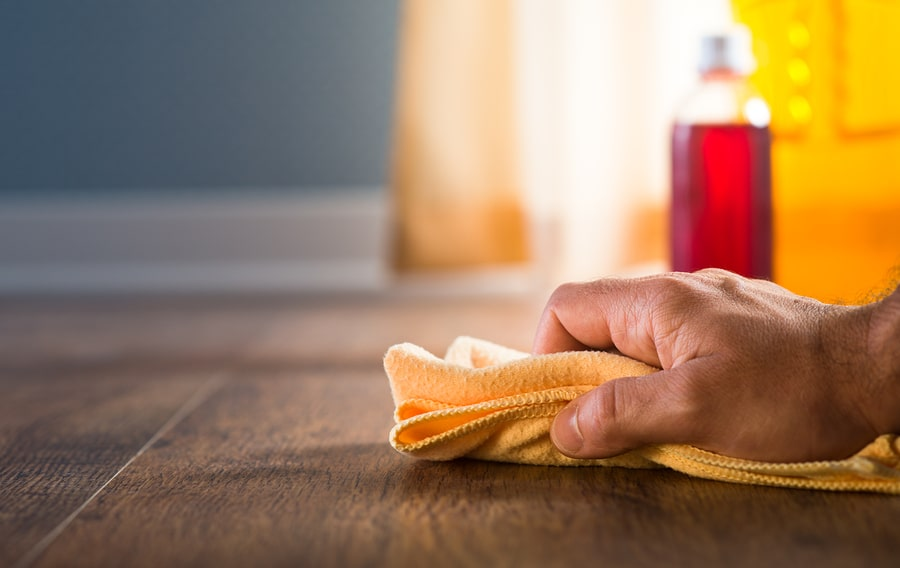 Common Mistakes People Make with Wood Floor Care