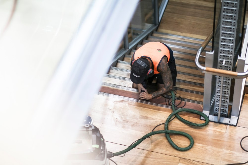 Why You Should Leave Floor Sanding to the Experts