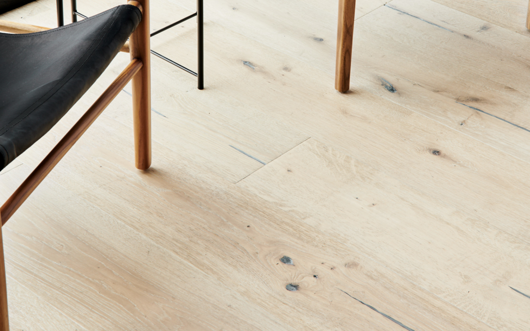 European Oak Flooring: Care and Maintenance