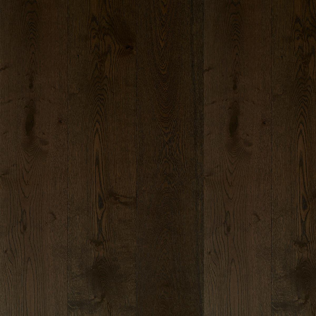 Dark colour timber floor