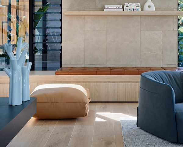light timber floor installation