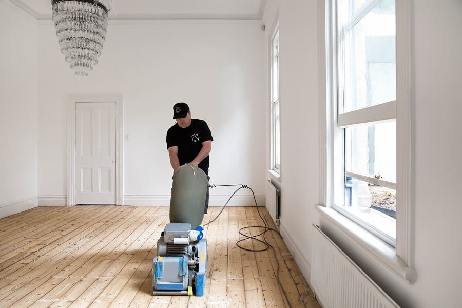 Floor Sanding And Polishing For Beginners