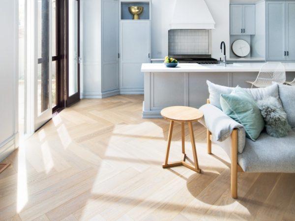 Albert Park Project - Timber flooring