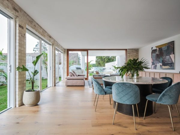 Timber flooring to Give New Look