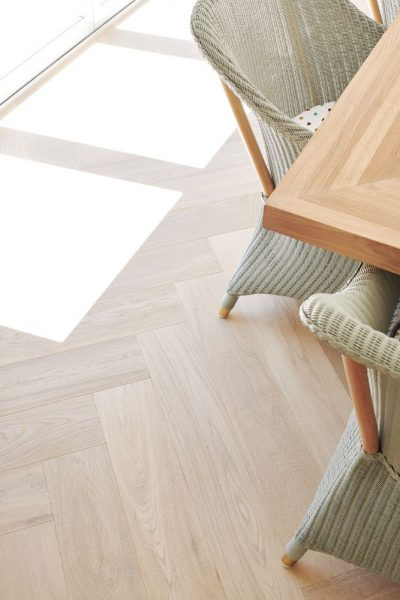Timber flooring Verdant Ave
