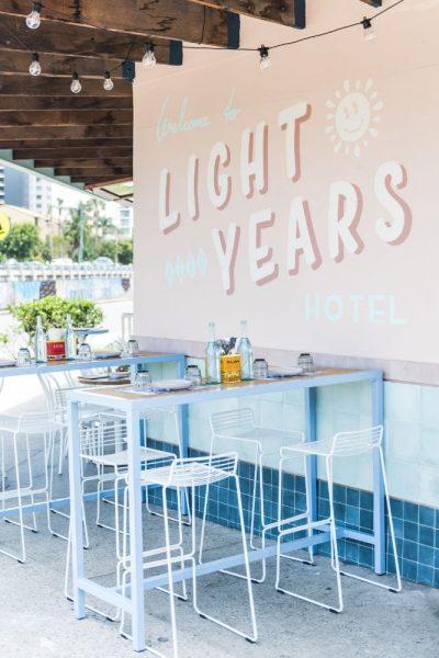 light years hotel