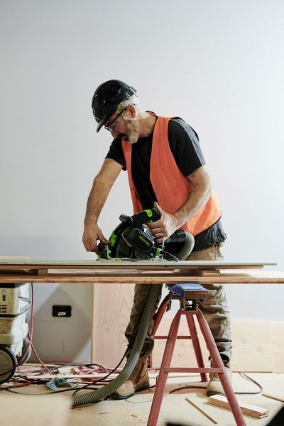 installing timber floors byron bay