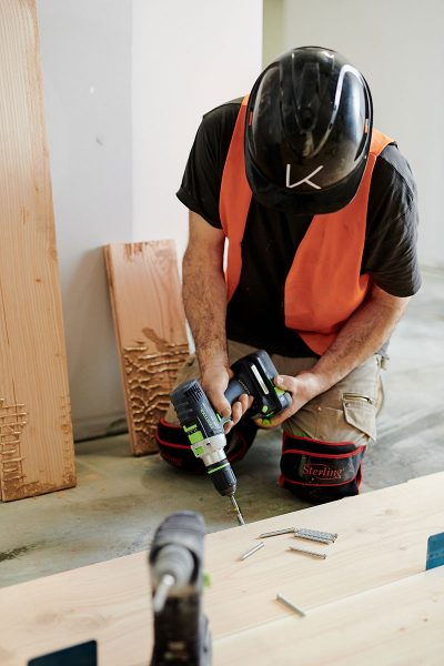 melbourne timber floor installation