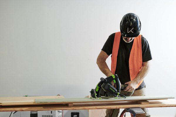 timber floor installer