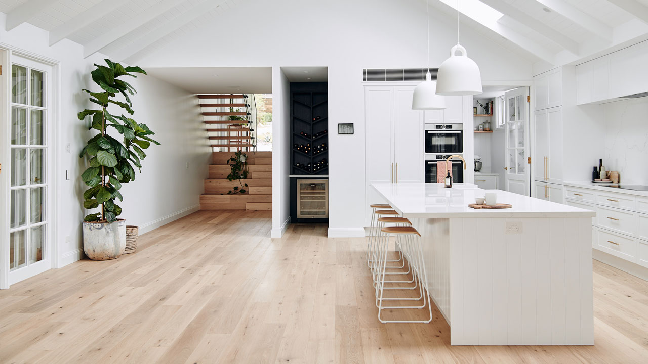 sustainable timber flooring