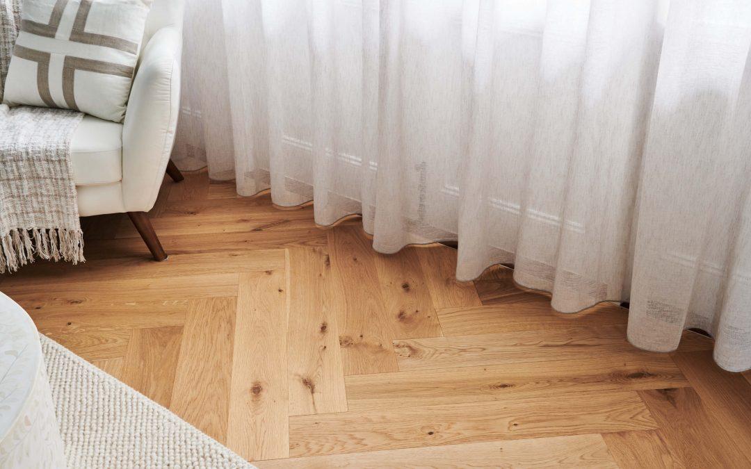 Considering Herringbone Timber Flooring? Here's the Lowdown