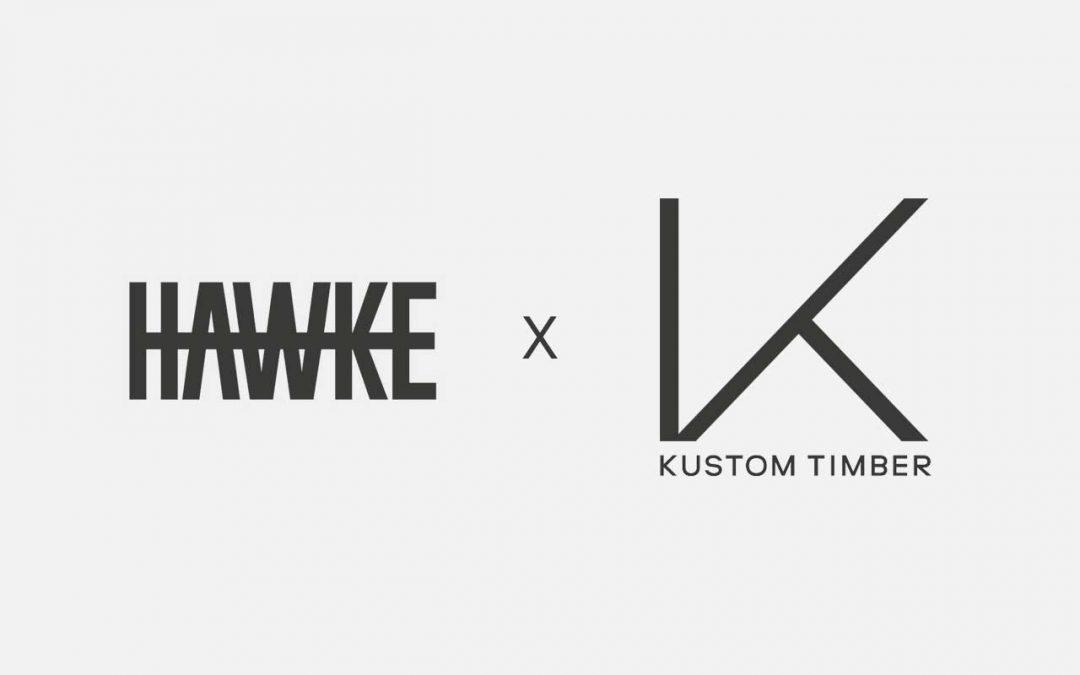 Kustom Timber x Hawke Workwear