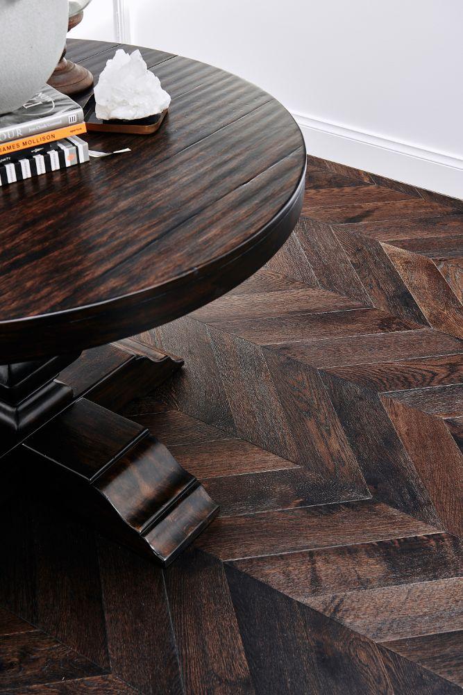 Difference Between Herringbone and Chevron Timber Flooring